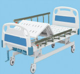 Cama de hospital manual inestable tres
