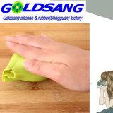 Alho colorido Peeler do silicone da mão
