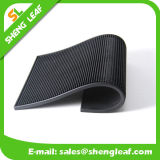 Promotion China Personnaliser Logo Black Rubber Bar Counter Mat