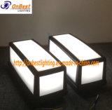 IP55 잘 고정된을%s 옥외 빛 6W LED 빛