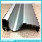 ألومنيوم مصنع يؤنود لون ألومنيوم قطاع جانبيّ بثق شكل