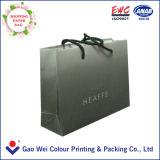 Le meilleur sac à provisions remplaçable fait sur commande de vente de papier de l'impression offset 2016