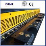 Scherende Machine van de Straal van de Schommeling van het Blad van het metaal de Scherpe (QC12Y-10X3200)