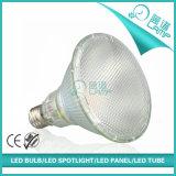 E27 기초를 가진 옥수수 속 20W PAR38 LED 스포트라이트