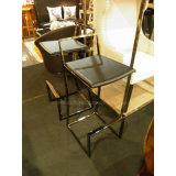 Cadeira moderna da barra de metal para o hotel ou o restaurante (HW-336BC)