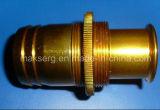 El aluminio anodizó el CNC de Ringjet de la pieza de precisión trabajado a máquina