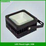 Luz de inundación del programa piloto LED del Ce del nuevo producto 10W
