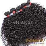 最も大きい製造者の卸売100%の人間の毛髪のミンクのブラジルのカーリーヘアー