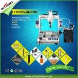 Máquina de enchimento líquida de E/máquina de enchimento automática/máquina de enchimento eletrônica do cigarro