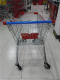 Chariot européen à achats de type pour le supermarché