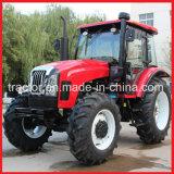 Tractor de op wielen van het Landbouwbedrijf, de Tractor van de Landbouw 150HP (FM1504T)