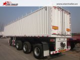 3axles superventas Box Trailer Van Semi Trailer