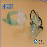 Mouth Mask를 가진 의학 Nebulizer Kit 또는 Nebulizer Mask