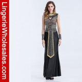 De Egyptische Koningin van het Lovertje van het Kostuum van de Partij van Halloween van het Volwassen Kostuum van Nijl