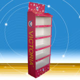 Promotional Products Display를 위한 직업적인 Corrugate Cardboard Paper Display