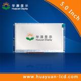 Tableau de contrôle d'affichage à cristaux liquides de module d'affichage à cristaux liquides moniteur d'écran tactile de 5 pouces