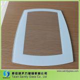 熱い販売の家庭電化製品のための低い鉄3.2mmの緩和されたガラスのパネル