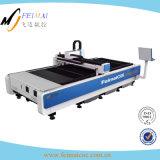 Machine de découpage de laser de fibre de commande numérique par ordinateur d'Ipg 1000W pour le métal de plaque