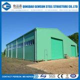 Construction faite sur commande de structure métallique pour l'usine d'atelier