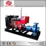 De Apparatuur van de Watervoorziening door CentrifugaalPomp die via Dieselmotor wordt gedreven