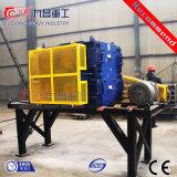 Stein 4pg, der Zerkleinerungsmaschine für übersee mit Zerkleinerungsmaschine der Rollen-vier aufbereitet