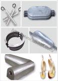 fil d'Extrueding Magneisum de grande pureté de 1.2mm