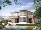 Prefabricated 강철 구조물 아름다운 별장 홈