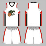 Black Color Custom Design Basketball Uniform for Club
