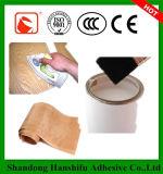 Colle blanche de latex pour le fonctionnement du bois