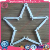 Medizinische Wegwerfplastiknabelnetzkabel-Schelle