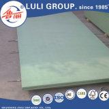 Tarjeta del MDF de la prueba del agua del color verde del fabricante
