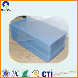 Transparentes 4X8 PVC Sheet PVC-Sheet Rigid 1mm Thick