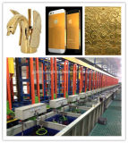 Chapeamento de ouro da jóia da máquina do chapeamento de ouro