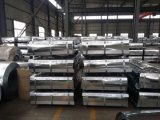material da chapa de aço de 0.13mm-1.3mm Galvanzied/do aço folha da telhadura
