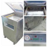 Machine unique de fermeture sous-vide d'acier inoxydable de chambre (DZ500L)