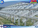 Soporte fotovoltaico de la potencia de acero de la asamblea para la central eléctrica (PS-001)