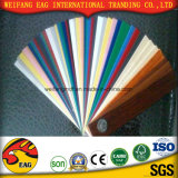 Fascia di bordo del PVC di alta qualità per Furmiture, Governo