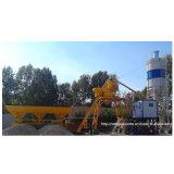 completamente planta 50m3/H de tratamento por lotes concreta móvel automática com alta qualidade