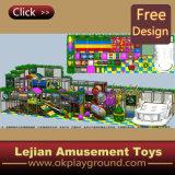 CE Belle Comic Soft Play style aire de jeux intérieure