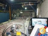Compresor abierto de la anchura de la maquinaria de la materia textil para la tela de algodón que preencoge proceso