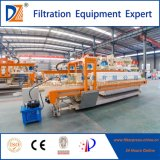 Filtre-presse automatique de Dazhang pour le lavage de charbon
