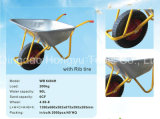 Wheelbarrow resistente do pneu do reforço
