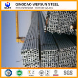Faisceau en acier normal de l'acier du carbone Q345 de GB U