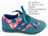 Twee Schoenen van de Sport van de Kinderen van de Kleur TPR