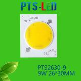 高い発電5With7With9With12With15W /20W AC穂軸LEDの高品質110V 220V Driverless力LED