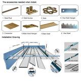 중단된 알루미늄 장식적인 천장 격판덮개