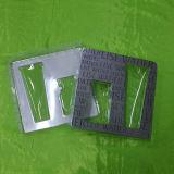 Bandejas plásticas del animal doméstico de los productos para los cosméticos con cartulina