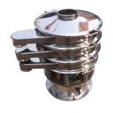 Tamiz vibrante circular de la maquinaria de la planta de tratamiento de la investigación de la harina de Cassave del trigo de la avena