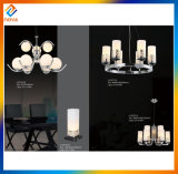 Top Sale Modern Whole Sale White Popular Chandelier de ferro