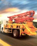Camion della pompa per calcestruzzo di marca 30m della Cina